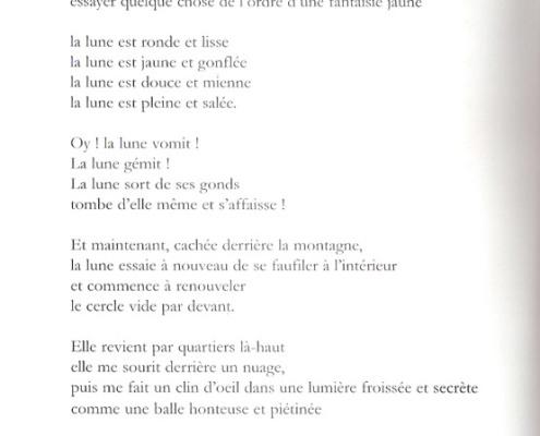 Efrat Mishori, Poem, French. p. 2
